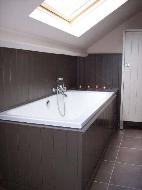 lambrisering op badkamer ~ het beste van huis ontwerp inspiratie, Badkamer